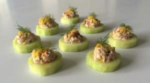 Cucumber_Tuna_Appetizers